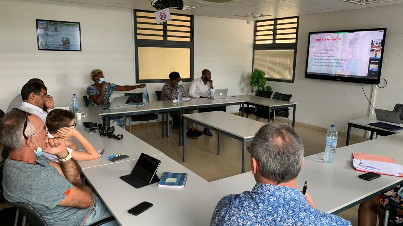 Formation CREPS sport et coopération