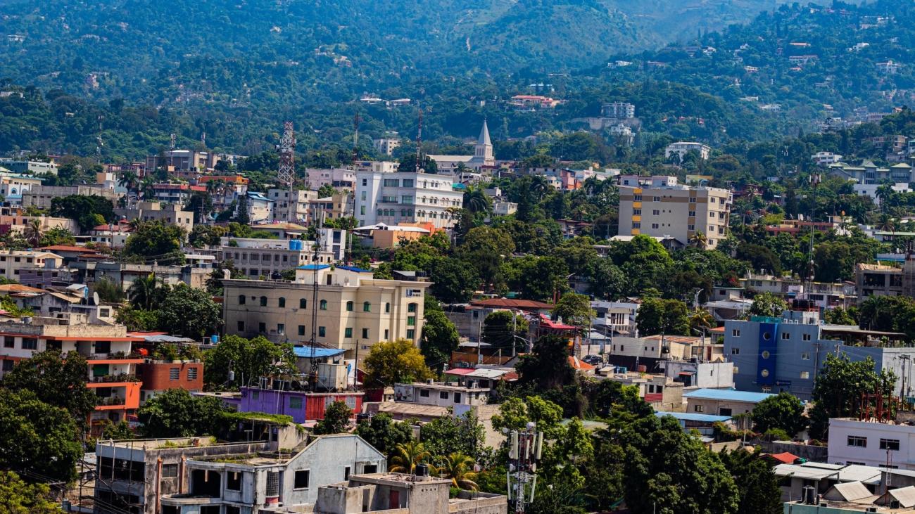 Haiti paysage urbain
