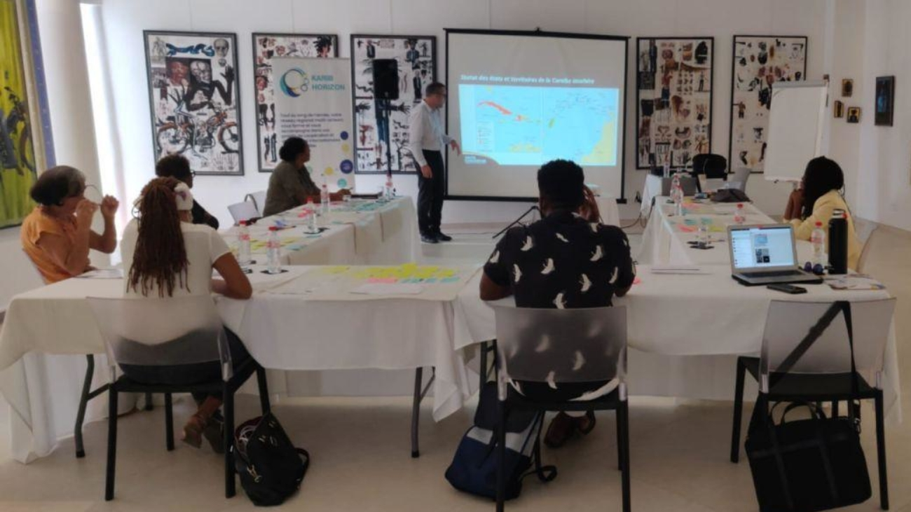 Formation OSC coopération guadeloupe